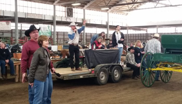 Horsedrawn Vehicle Auction!
