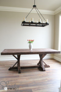 Make a Farm Table @ Anvil Academy
